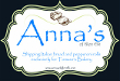 Anna's of Glen Elk